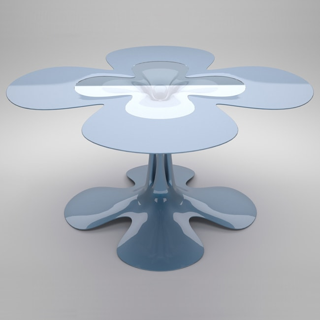 Shamrock_table